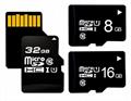 小容量TF卡32M 128M 256M 512M 1G 2G手机内存卡批发Micro SD裸卡 11
