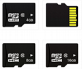 批发tf卡 手机内存卡tf卡 tf1GB闪存卡 Micro sd 1GB2GB4GB8GB16GB32GB64GB内存卡 10