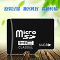 Micro sd Card64MB128MB256MB512MB TFcard Micro sd Card Memory card  10