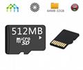 厂家直销TF512MB手机内存卡 插卡小音响TF卡 32GB16GB闪存卡 8