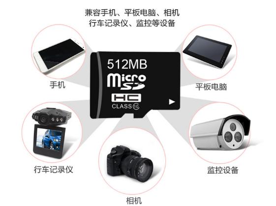 Micro sd Card64MB128MB256MB512MB TFcard Micro sd Card Memory card  16