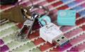 惠普mini usb闪存驱动器32GB 16GB 3.0笔驱动器x765w塑料高速闪存棒cle usb key16GB 8
