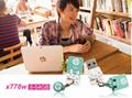 惠普mini usb閃存驅動器32GB 16GB 3.0筆驅動器x765w塑料高速閃存棒cle usb key16GB 19