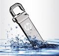 惠普V250W USB盘64GB金属Pendrive高速USB棒32GB笔驱动器2.0u盘 8