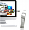 惠普V250W USB盘64GB金属Pendrive高速USB棒32GB笔驱动器2.0u盘 14