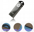 惠普V250W USB盘64GB金属Pendrive高速USB棒32GB笔驱动器2.0u盘 10
