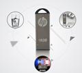 惠普V250W USB盘64GB金属Pendrive高速USB棒32GB笔驱动器2.0u盘 18
