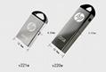 惠普V250W USB盘64GB金属Pendrive高速USB棒32GB笔驱动器2.0u盘 4