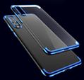 For Huawei P20 PROLite TPU Transparent Back Cover P20 Lite Phone Shell