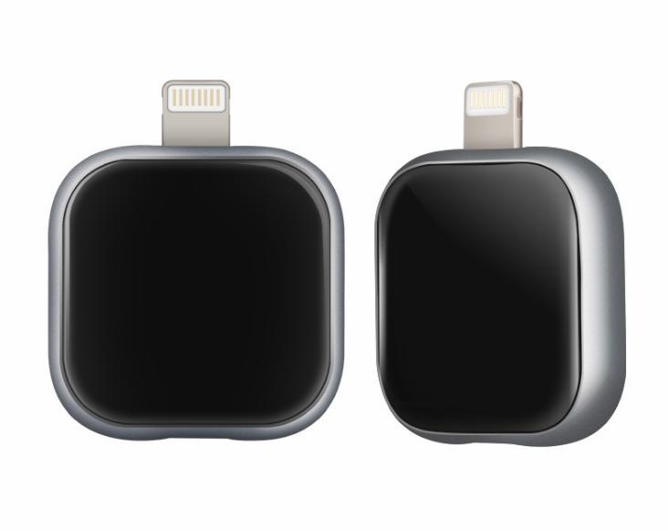 新款蘋果手機U盤64G蘋果伴侶優盤 32g三合一u盤 OTG三通手機U盤 11