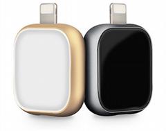 新款蘋果手機U盤64G蘋果伴侶優盤 32g三合一u盤 OTG三通手機U盤