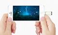 new IPHONE mobile U disk64G companion U disk 32g triple u disk OTG 20