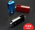 工厂直销新款创意双插头otg安卓手机电脑两用u盘32g旋转优盘3.0 2