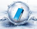 new dual plug otg u disk 32g personality rotating 2.0USB flash drive