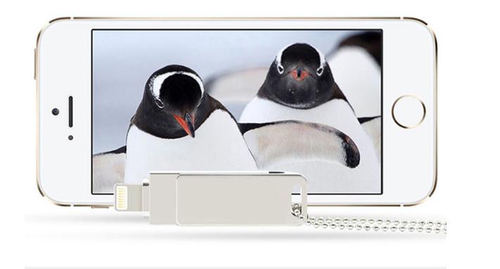 工廠直銷新款創意雙插頭otg安卓手機電腦兩用u盤32g旋轉優盤3.0 20