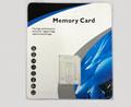 批发中性内存卡8g 16g手机内存卡32g 64gC12高速tf卡数码sd存储卡 12