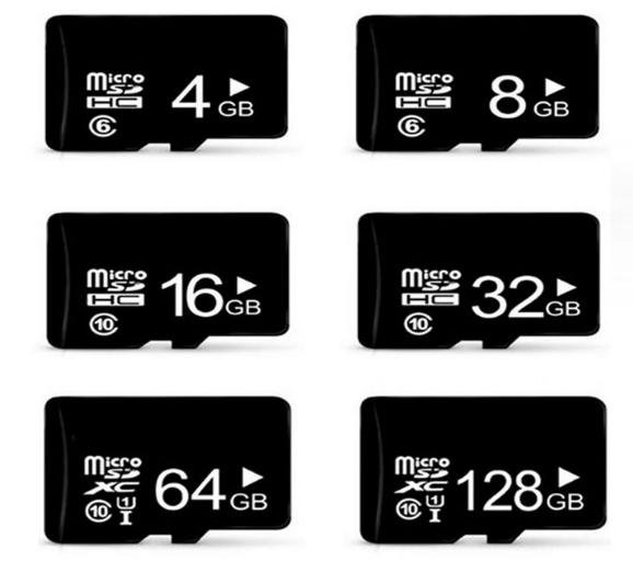 批发中性内存卡8g 16g手机内存卡32g 64gC12高速tf卡数码sd存储卡 9