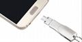 8GB 16GB 32GB 64GB Flash drive Car 2.0U-Disk 32GB USB Flash Drive Metal Pendrive 16