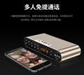 AIDU Q8 Bluetooth speaker universal radio mini speaker home overweight subwoofer 10