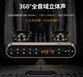 AIDU Q8 Bluetooth speaker universal radio mini speaker home overweight subwoofer 15