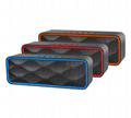 新款小海綿音響工廠戶外藍牙音響 防水低音炮創意迷你小音箱