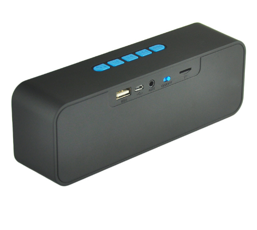新款小海綿音響工廠戶外藍牙音響 防水低音炮創意迷你小音箱 20