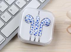 爆款迷你耳機高配版動圈手機通用入耳式線控耳機批發