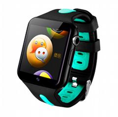 2018新款V5W安卓儿童智能电话手表定位运动smart watch