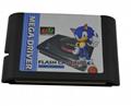 new high-quality r4i GB, GBC flash card for Nintendo GB GBC GBA SP flash card 3