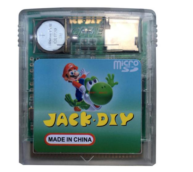 new high-quality r4i GB, GBC flash card for Nintendo GB GBC GBA SP flash card 1