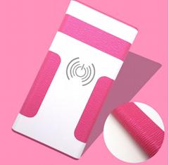 新款无线充电宝 三星S8无线充移动电源 iPhoneX88P可定制图案
