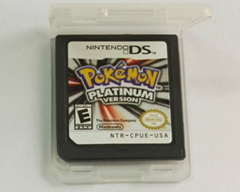POKEMON PLATINUM 鑽石任天堂3DS NDSi NDS Lite遊戲卡祼卡