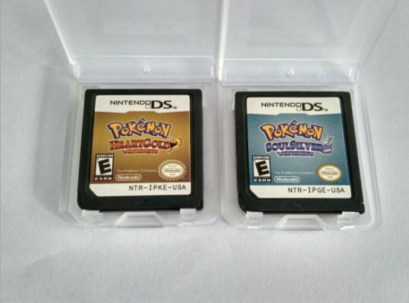 NEW PokemonSeries Video Game Cartridge Console Card English Language US Version