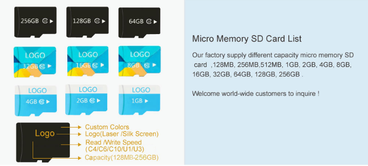 廠家直銷 8g手機內存卡 32g高速16g中性tf卡數碼儲存卡批發 128g 14