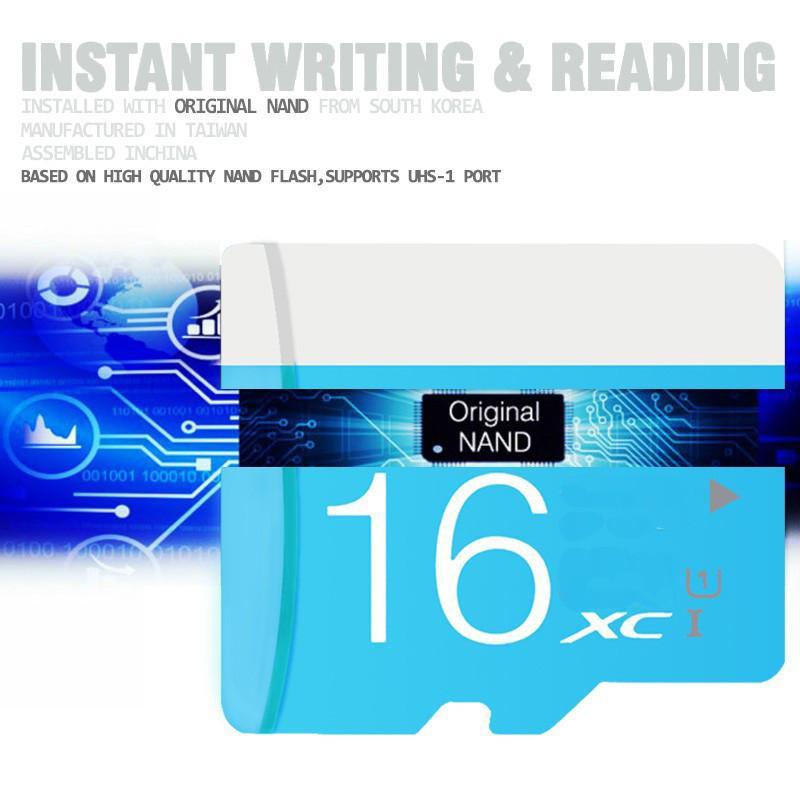 廠家直銷 8g手機內存卡 32g高速16g中性tf卡數碼儲存卡批發 128g 18