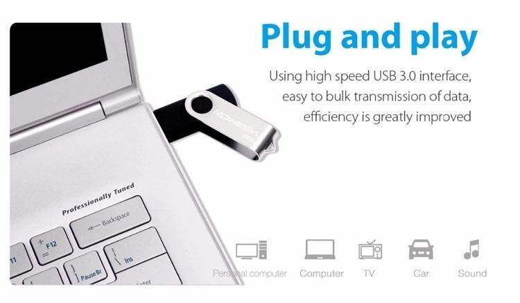 供應各種款式禮旋轉u盤 2.0USB Flash Memory Driv U盤2.0 /3.0 卡片U盤 9