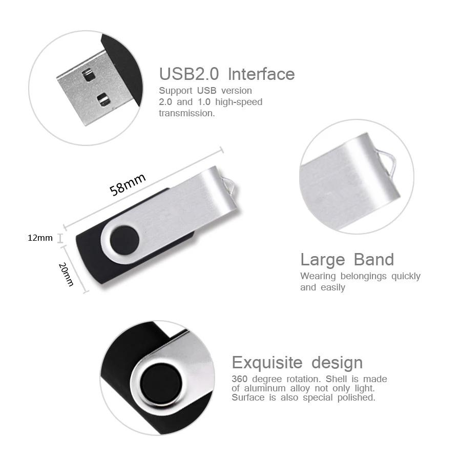 2.0usb flash drive micro usb 16gb memory drive for android phone 13