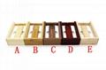 2.0USB disk Engraving logo Bamboo Wooden USB Flash Drive Memory card USB DISK 5