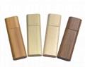 木质U盘2.0竹木U盘雕刻logo竹木 Wooden USB Flash Drive Memory卡片U盘 陶瓷U盘金属 9