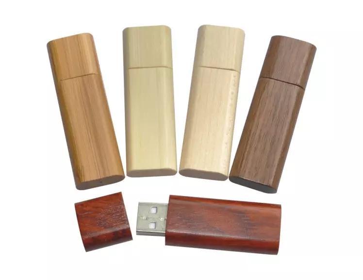 木质U盘2.0竹木U盘雕刻logo竹木 Wooden USB Flash Drive Memory卡片U盘 陶瓷U盘金属 10