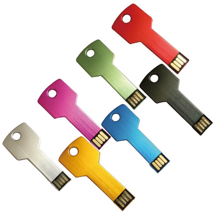 专业厂家生产定制各种形状容量钥匙u盘 logo可以订做512mb 2gb 4gb 8gb 16gb 32gb 64gb 7