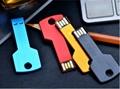 专业厂家生产定制各种形状容量钥匙u盘 logo可以订做512mb 2gb 4gb 8gb 16gb 32gb 64gb 8