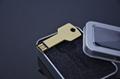 专业厂家生产定制各种形状容量钥匙u盘 logo可以订做512mb 2gb 4gb 8gb 16gb 32gb 64gb 16