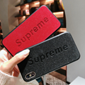 supreme pattern female hard shell for