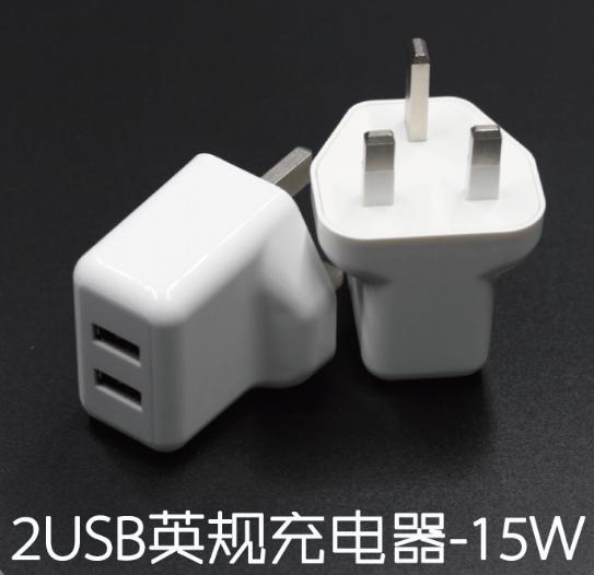 Universal USUK AC todc Power Socket Plug Travel Charger Adapter Converter
