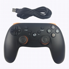 High Quality WIIU Handle Slim Gamepad Double Joypad For Xbox WIIU Console