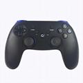 High Quality WIIU Handle Slim Gamepad Double Joypad For Xbox WIIU Console 2