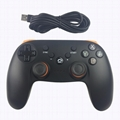 Wireless Bluetooth Game Controller Gamepad with Cell Phone Holder