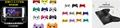 八位堂 零8Bitdo ZERO8BITDO ZERO,NES30,NES小手柄 藍牙無線遊戲手柄 零ZERO便攜小手柄 18