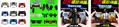 廠家直銷xbox 360xbox one PS3PS4PC電腦私模藍牙遊戲手柄 ps4遊戲手柄 14